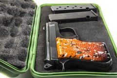Kleine Pistole 6 35 Millimeter Lizenzfreie Stockfotos
