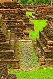 Kleine Platz Stockfotografie