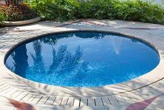 Kleine pool Royalty-vrije Stock Fotografie