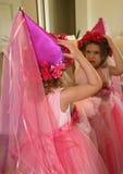 Kleine Prinzessin 4 Stockbild