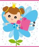 Kleine Prinzessin Stockbilder