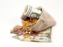 Kleine rijkdom Stock Foto