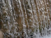 Kleine rivier Torre, Tarcento Stock Fotografie