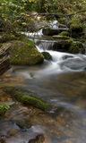 Kleine rivieren royalty-vrije stock foto