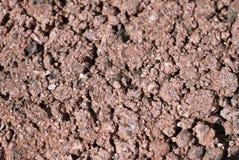 Kleine rode stenen Royalty-vrije Stock Afbeeldingen