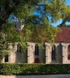 Kleine roman kerk Royalty-vrije Stock Foto's