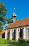 Kleine roman kerk Royalty-vrije Stock Foto