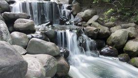 Kleine rotsachtige Waterval, Vooruitzichtpark, NY van Brooklyn royalty-vrije stock afbeelding