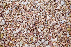 Kleine rotsen Stock Afbeelding