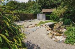 Kleine rotstuin stock afbeelding afbeelding bestaande uit close 15530403 - Kleine tuin zen buiten ...