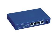 Kleine router Royalty-vrije Stock Afbeeldingen