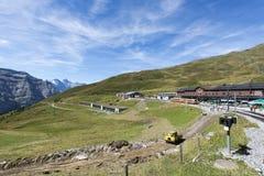 Kleine Scheidegg, Switzerland Royalty Free Stock Photography