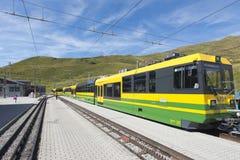 Kleine Scheidegg, Switzerland Royalty Free Stock Image