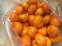 Kleine Sinaasappel Stock Afbeeldingen