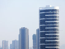 Kleine stad van China Stock Afbeelding