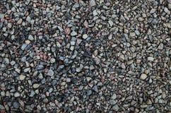 Kleine Steine für allgemeinen Hintergrund stockbild