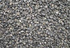 Kleine Steine und Kiesel Stockbild