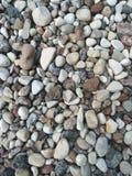 Kleine stenen Royalty-vrije Stock Foto