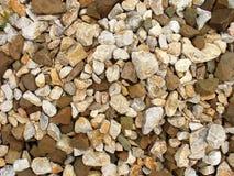 Kleine stenen Royalty-vrije Stock Afbeeldingen