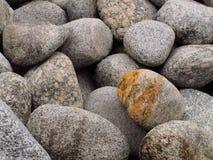 Kleine stenenachtergrond Stock Foto