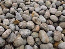 Kleine stenenachtergrond Stock Afbeeldingen