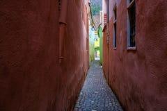 Kleine Straße Stockfotos