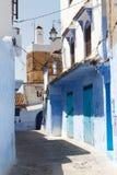 Kleine straat Stock Afbeeldingen