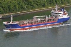 Kleine tanker Royalty-vrije Stock Fotografie
