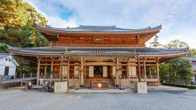 Kleine tempel bij chion-in complex in Kyoto Royalty-vrije Stock Foto