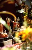 Kleine tempeldansers Royalty-vrije Stock Fotografie