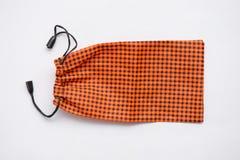 Kleine textielzakken Royalty-vrije Stock Afbeelding