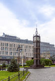 Kleine toren in Engelse stijl stock fotografie
