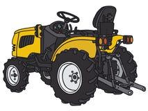 Kleine Tractor Royalty-vrije Stock Foto's