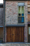 Kleine Traditionele Huizen in Italië Stock Foto's