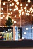 Kleine verfraaide Kerstboom Royalty-vrije Stock Foto's