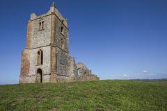 Kleine Verlaten kerk Royalty-vrije Stock Fotografie