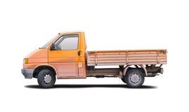 Kleine vrachtwagen stock fotografie