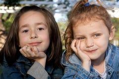 Kleine vrienden Royalty-vrije Stock Fotografie