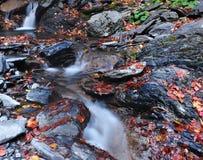 Kleine Wasserfälle Stockfoto