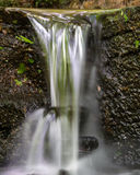 Kleine waterdaling op Laurel Ridge Trail Royalty-vrije Stock Foto's