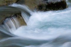Kleine waterval stock foto's