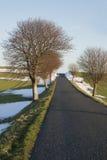 Kleine Weg Stock Afbeelding