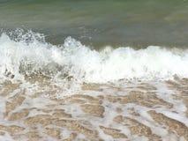 Kleine Wellen Lizenzfreies Stockfoto