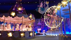 Kleine Welt Disneyland Paris 2015 Lizenzfreie Stockfotografie