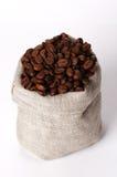 Kleine zak koffie #3 Stock Foto's