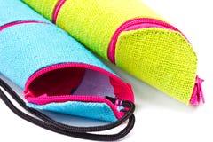 Kleine zakken. Stock Foto