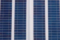 Kleine zonne-energie in in openlucht Royalty-vrije Stock Foto's