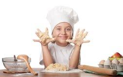 Kleiner Bäcker Stockbilder