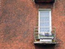 Kleiner Balkon Stockfotos