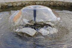 Kleiner Brunnen Lizenzfreies Stockfoto